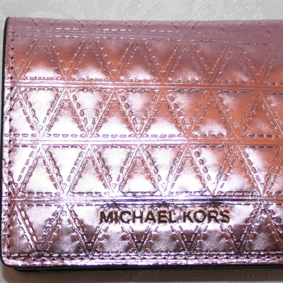 ad9ac7e72c90 MICHAEL Michael Kors Bags | Michael Kors Money Pieces Flap Card ...